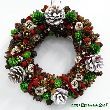 クリスマスリース_2011.jpg