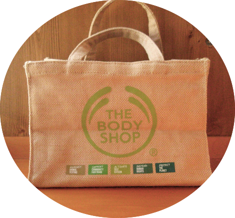 麻バッグ_THE BODY SHOP.jpg